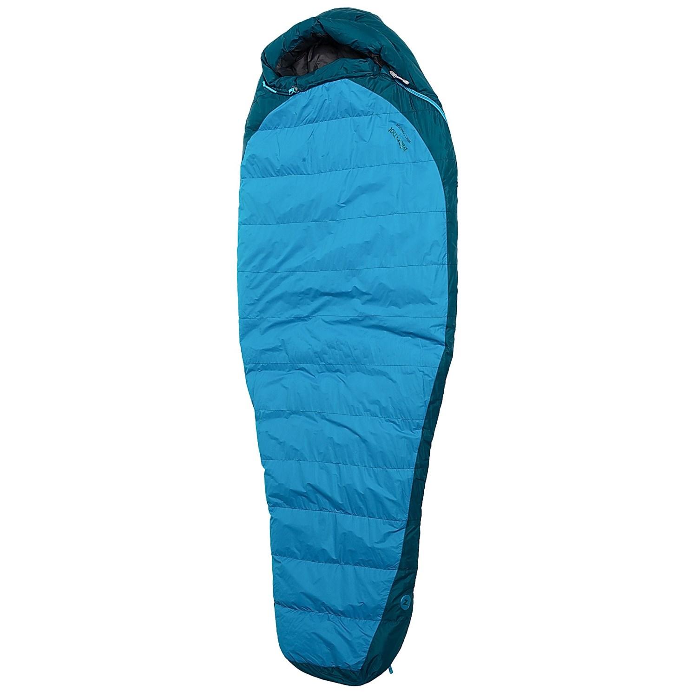 Marmot 20°F Sawatch Down Sleeping Bag (For Women) 6334A