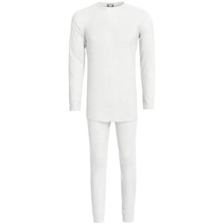 Grit Iron Thermal Underwear Set - 2-Piece (For Men)
