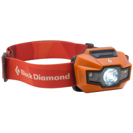 Black Diamond Equipment Storm Headlamp - Waterproof, 160 Lumens