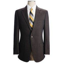 Hickey Freeman Houndstooth Suit - Worsted Wool (For Men)