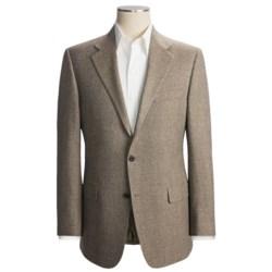 Hickey Freeman Tweed Sport Coat - Wool-Silk-Linen-Cashmere (For Men)