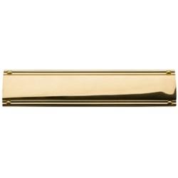 Valsan Brass Door Push Plate