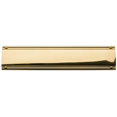 Valsan Brass Door Push Plate