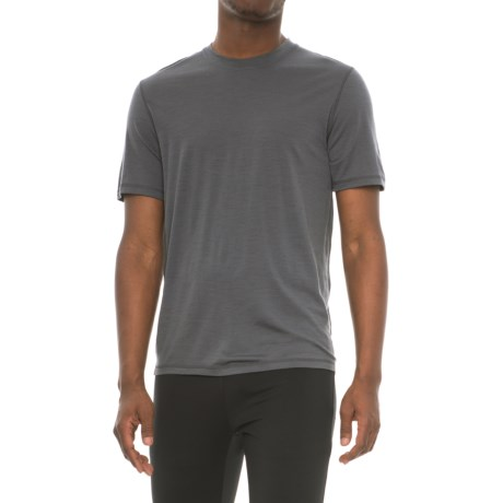 SmartWool NTS 150 Microweight Base Layer T-Shirt - Merino Wool, Short Sleeve (For Men)