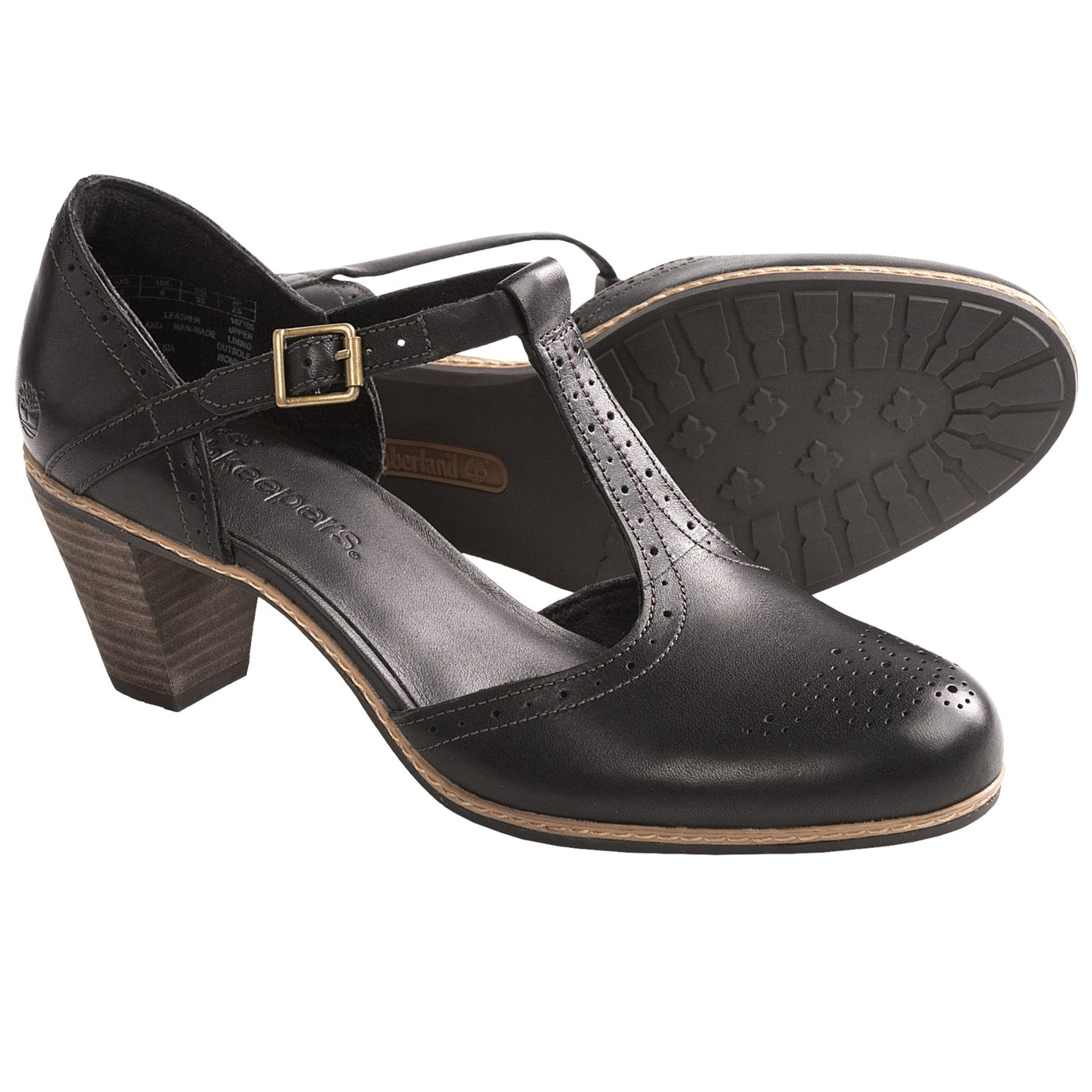 Timberland Earthkeepers Montvale T-Strap Shoes (For Women ...