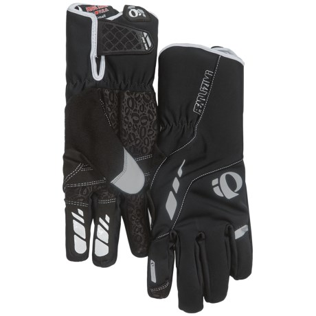 Pearl Izumi P.R.O. Soft Shell Gloves - Insulated (For Men)