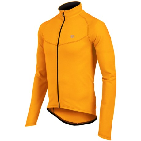Pearl Izumi SELECT Thermal Fleece Jersey - Full Zip, Long Sleeve (For Men)