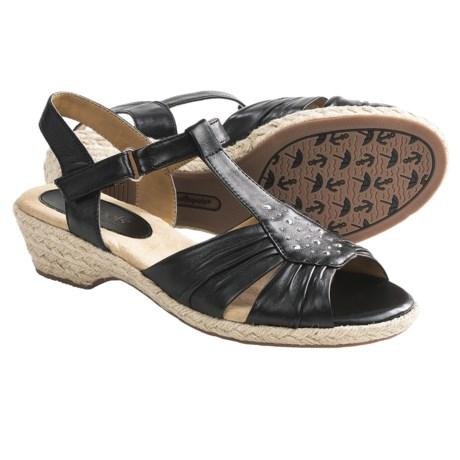 Softspots Adalynn Sandals - Leather (For Women)