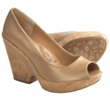 Sofft Olivia Pumps - Peep Toe (For Women)