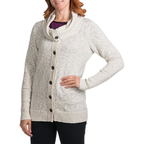 lucy Joyful Sweater Jacket (For Women)