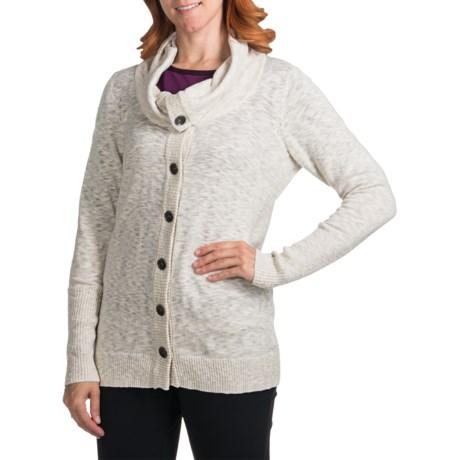 lucy Joyful Sweater Jacket (For Women)