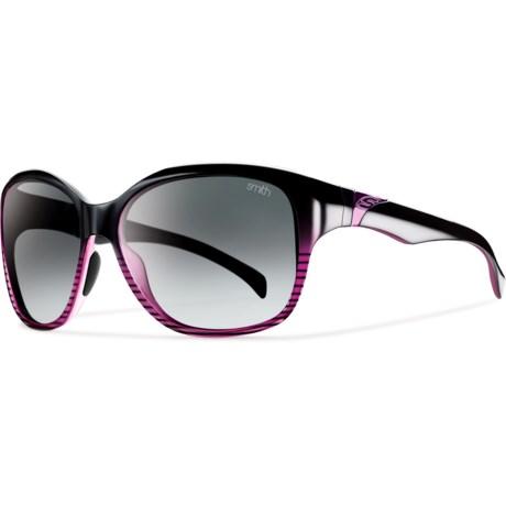 Smith Optics Jetset Sunglasses - Polarized (For Women)