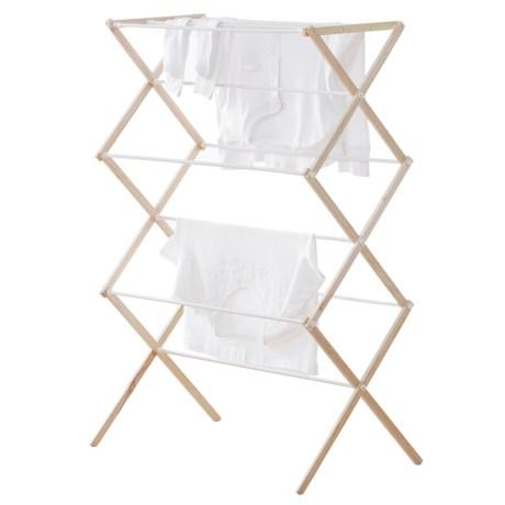 neatfreak! Folding Drying Rack - Wood