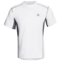 Salomon Pinnacle T-Shirt - Short Sleeve (For Men)