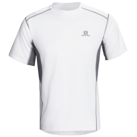 Salomon Pinnacle T-Shirt - Short Sleeve (For Men)