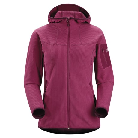 Arc'teryx Caliber Fleece Jacket - Full Zip (For Women)