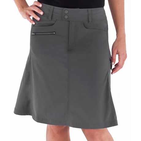 Royal Robbins Discovery Traveler Skirt - UPF 50+ (For Women)