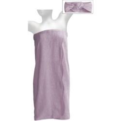"""Christy Radiance Color Plus Bath Wrap - 29x46"""""""