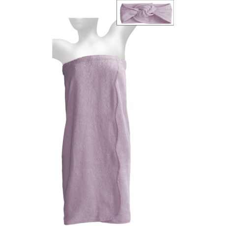 "Christy of England Christy Radiance Color Plus Bath Wrap - 29x46"""