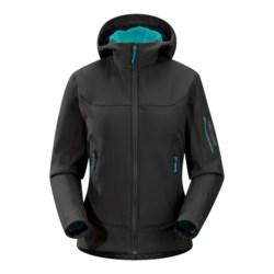 Arc'teryx Hyllus Jacket - DWR, Hooded (For Women)