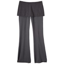 prAna Farrah Pants with Skirt (For Women)