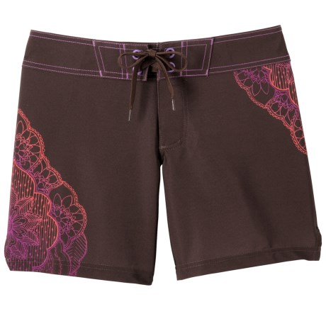 prAna Makenna Boardshorts - UPF 30+ (For Women)