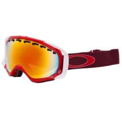 Oakley 2013 Crowbar Snowsport Goggles