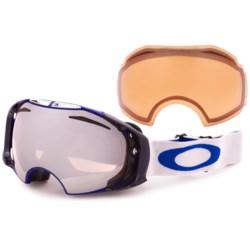Oakley Airbrake Ski Goggles - Extra Lens