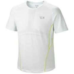 Mountain Hardwear Way2Cool T-Shirt - Short Sleeve (For Men)