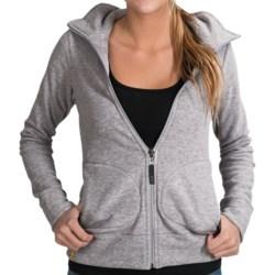 Lole Heartfelt Full-Zip Sweatshirt - Fleece (For Women)