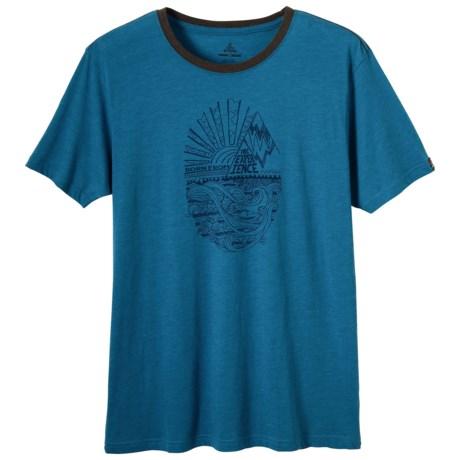 prAna Eco T-Shirt - Short Sleeve (For Men)