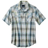 prAna Hartman Shirt - Organic Cotton, Short Sleeve (For Men)