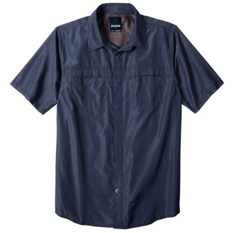 prAna Companion Shirt - UPF 30+, Short Sleeve (For Men)