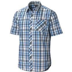 Marmot Ellwood Shirt - Short Sleeve (For Men)