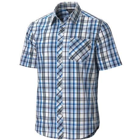 Marmot Ellwood Shirt - Short Sleeve (For Men)