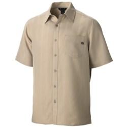 Marmot Harwood Shirt - UPF 20, Short Sleeve (For Men)