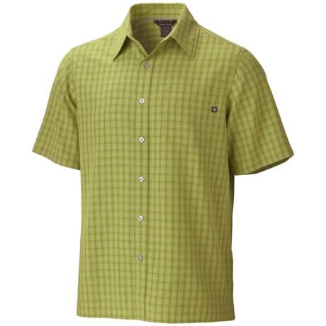Marmot Eldridge Shirt - UPF 20, Short Sleeve (For Men)