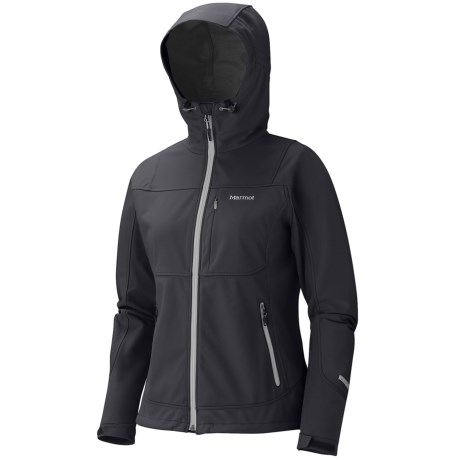 Marmot ROM Soft Shell Jacket - Windstopper® (For Women)