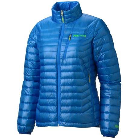 Marmot Quasar Down Jacket - 900 Fill Power (For Women)