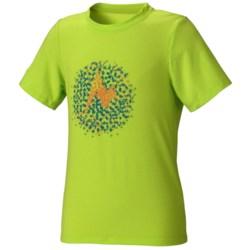 Marmot Digital Dot T-Shirt - UPF 20, Short Sleeve (For Girls)