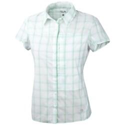 Mountain Hardwear Terralake Shirt - UPF 50, Short Sleeve (For Women)