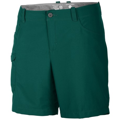 Mountain Hardwear Ramesa V2 Shorts - UPF 50 (For Women)