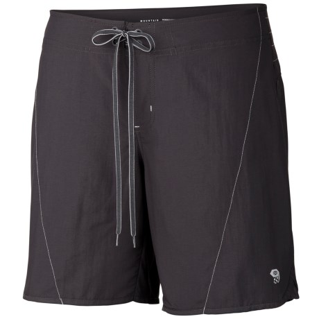 Mountain Hardwear Ramesa Crossing Shorts - UPF 50 (For Women)