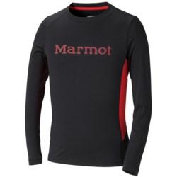 Marmot Windridge Graphic Shirt - UPF 50, Long Sleeve (For Boys)