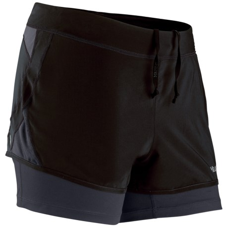 Marmot Ascent 2-in-1 Shorts - UPF 30 (For Women)