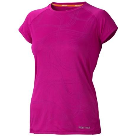 Marmot Crystal Shirt - UPF 50, Short Sleeve (For Women)