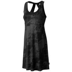 Mountain Hardwear Nambia Printed Dress - Built-In Bra, Racerback, Sleeveless (For Women)