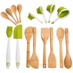 Dexas Assorted Kitchen Utensil Set - 16-Piece