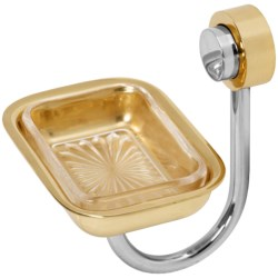 Allied Brass Venus Wall-Mount Soap Dish