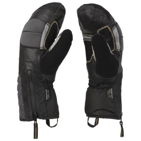 Mountain Hardwear Chawa Mittens - Waterproof (For Men)